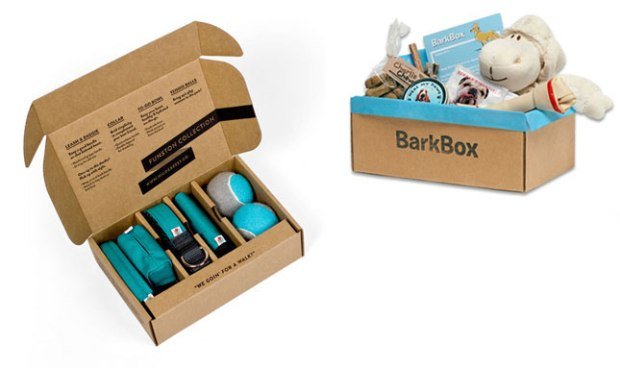 BarkBox Boxes