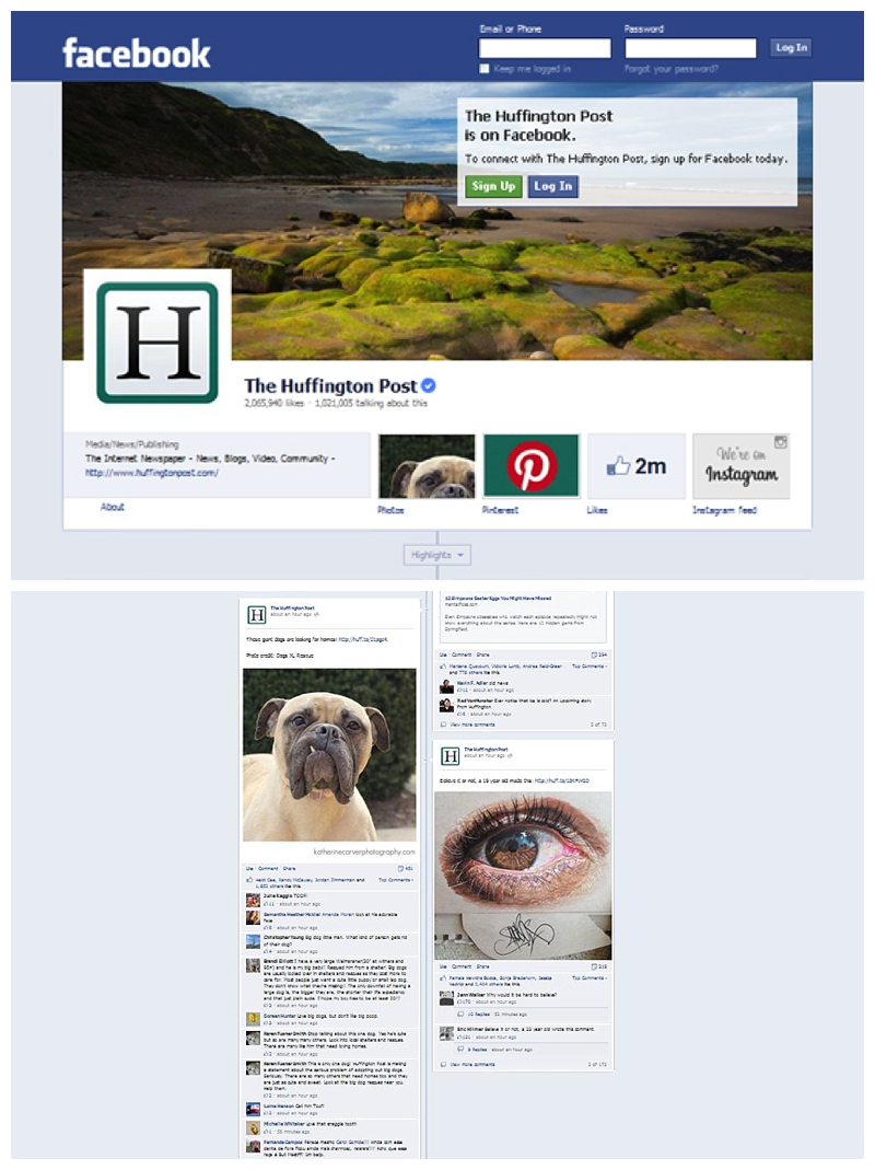 Huffington Post FB 1 1