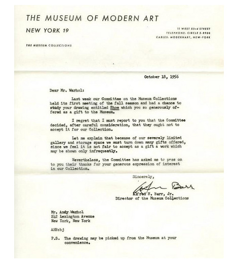 rejection letter 2