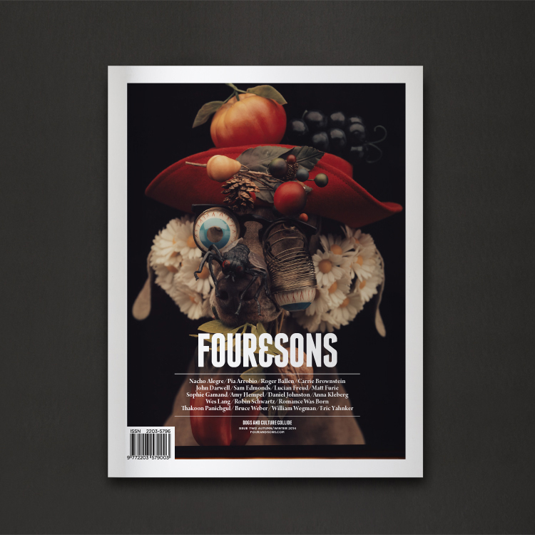 Four&Sons_IssueTwo_Cover_Square
