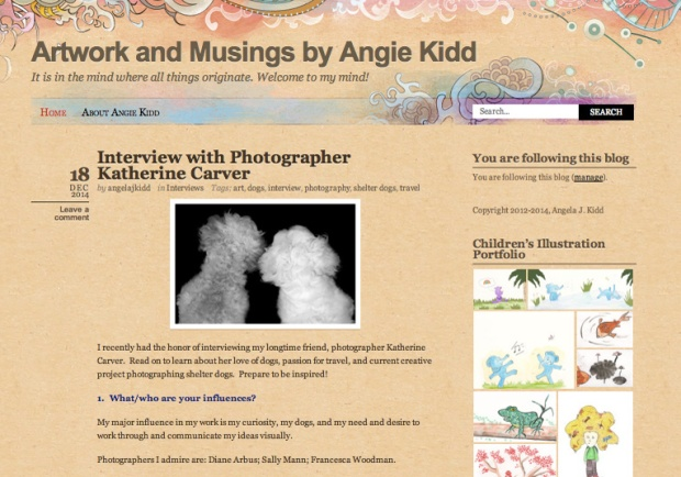 angie kidd interview