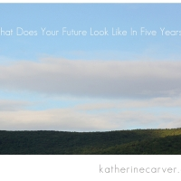 What Does Your Future Look Like In Five Years?