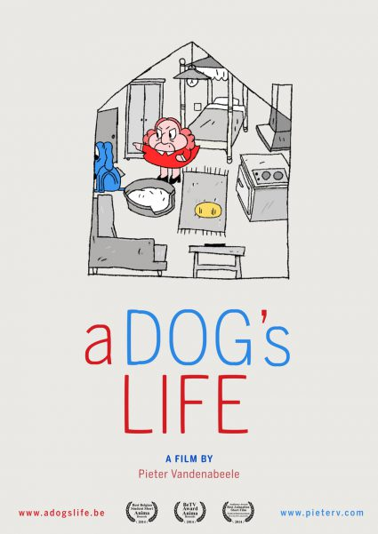 A+Dog's+Life+poster