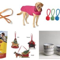 Fun Mini Holiday Gift Guide for your Pampered Furry Family Member!