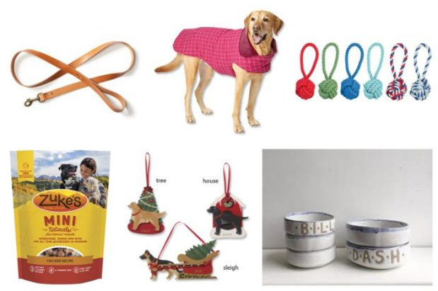 Fun mini holiday gift guide for your pampered furry family for Christmas gifts to make for family members