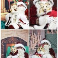 Victory: Visiting Santa
