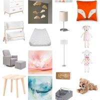 Our Baby's Modern Nursery Reveal!
