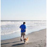 Photographs: Charleston, South Carolina, Folly Beach Babymoon