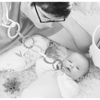 Photographs: Mornings with Daddy