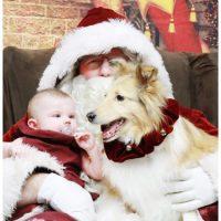 Christmas Time: Visiting Santa