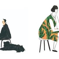 Dog Illustrations: Kim Hye-rim
